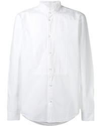 Dondup Long Sleeve Collarless Shirt