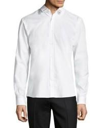 Hugo Boss Long Sleeve Cotton Shirt