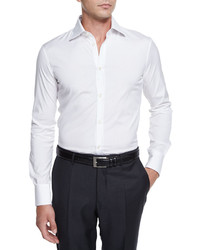 DSQUARED2 Long Sleeve Woven Sport Shirt