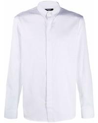 Balmain Monogram Jacquard Shirt