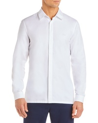 Lacoste Nouvelle Mixed Media Sport Shirt