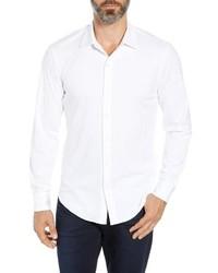 Bugatchi Regular Fit Knit Sport Shirt
