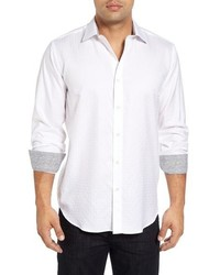 Bugatchi Regular Fit Sport Shirt