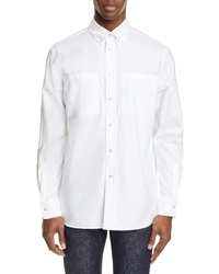 Burberry Runway Slim Fit Oxford Shirt