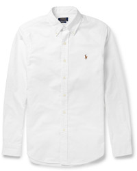Polo Ralph Lauren Slim Fit Cotton Oxford Shirt