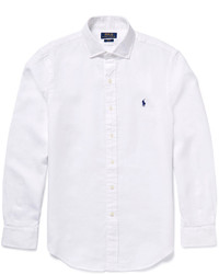 b370603fa1f2a Polo Ralph Lauren Men s White Shirts from MR PORTER
