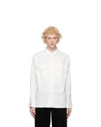 Landlord White Doll Shirt