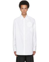 Valentino White Garden Shirt