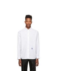 Paul Smith White Gents Modern Shirt