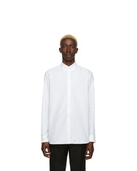Givenchy White Patch Shirt