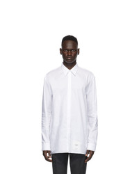 Maison Margiela White Relaxed Shirt