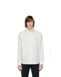 Lanvin White Straight Shirt