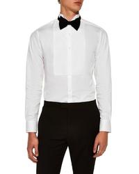 Topman Wing Collar Classic Shirt