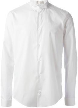 Balenciaga Wing Tip Collar Shirt