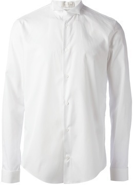 Balenciaga Wing Tip Collar Shirt