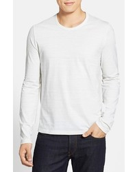 Hugo Boss Boss Pisa Flame Long Sleeve Crewneck T Shirt