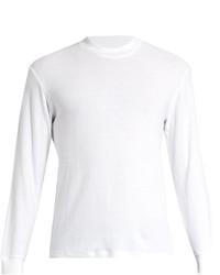Fanmail Close Neck Cotton T Shirt