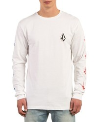 Volcom Deadly Stones Long Sleeve T Shirt