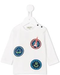 Kenzo Kids Badges Top