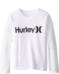Hurley Kids One And Only Long Sleeve Tee
