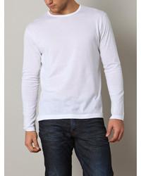 01e943ec7f9efb Sunspel Long Sleeve Crew Neck T Shirt, $83 | MATCHESFASHION.COM ...