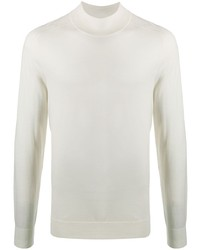 Theory Long Sleeved Mock Neck Top