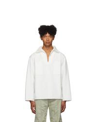 Jacquemus Off White Le Marin Shirt