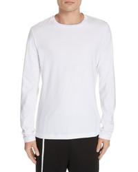 Helmut Lang Overlay Long Sleeve T Shirt