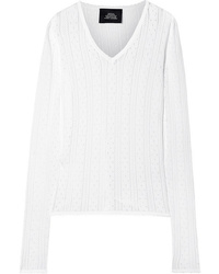 Marc Jacobs Pointelle Knit Top