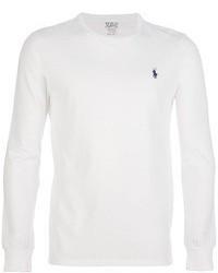 Men s White Long Sleeve T-Shirts by Polo Ralph Lauren   Men s ... 82fb45e956bf