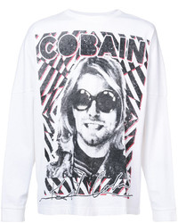 R13 long sleeved cobain t shirt medium 4977490
