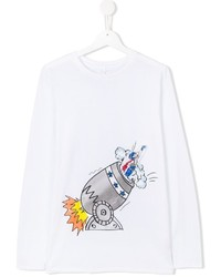 Stella McCartney Kids Barley Rocket Man T Shirt