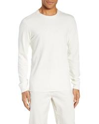 Billy Reid Variegated Regular Fit Crewneck T Shirt