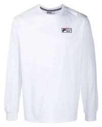 Fila Vesuvius Long Sleeve T Shirt