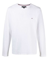 Tommy Hilfiger Waffle Long Sleeve T Shirt