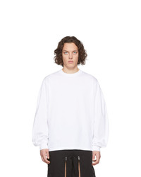 Random Identities White Back Logo T Shirt