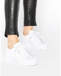 adidas Originals Superstar Foundation White Sneakers