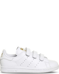 adidas Stan Smith Cf Leather Trainers