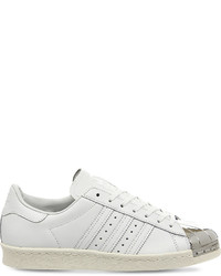 adidas Superstar 80s Leather Trainers