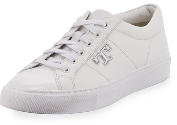 Tory Burch Chace Leather Low Top