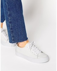 Asos Collection Dallington Lace Up Sneakers