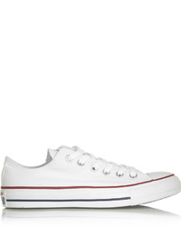 Converse Chuck Taylor All Star Canvas Sneakers Off White