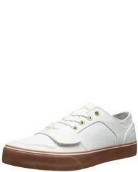Men's White Low Top Sneakers by Creative Recreation | Men's