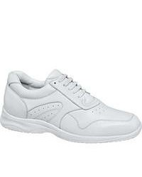Drew Airee White Calf Diabetic Shoes