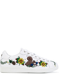 Embroidered tennis club sneakers medium 4344643
