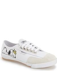 Feiyue Fe Lo Peanuts Canvas Sneaker