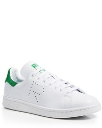 Raf Simons For Adidas Flat Lace Up Low Top Sneakers Stan Smith Trainer