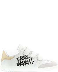 Etoile Isabel Marant Isabel Marant Toile Beth Graffiti Sneakers