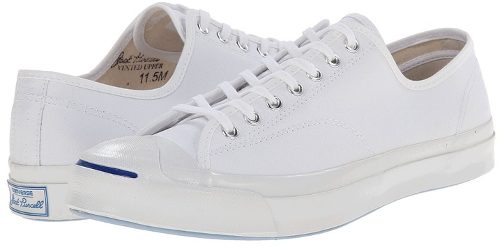 0fdafddd5e65 ... White Low Top Sneakers Converse Jack Purcell Signature Ox ...