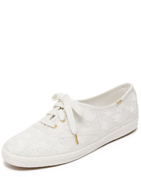 Kate Spade New York Keds For Kick Embroidered Sneakers